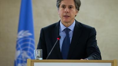 Statele Unite trimit un diplomat sa discute cu israelienii si palestinienii, pentru calmarea situatiei in regiune