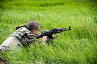 """Statele baltice se tem de Rusia lui Putin - Sunt pregatite sa lupte cu """"omuletii verzi"""""""
