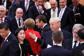 Statele europene din G7 refuza propunerea lui Trump, de a reprimi Rusia in grup