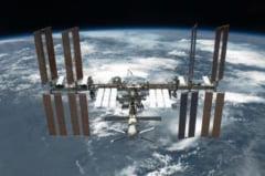 Statia Spatiala Internationala, amenintata din nou de un deseu spatial