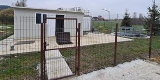 Statia de epurare a comunei Galautas, proiect recent finalizat