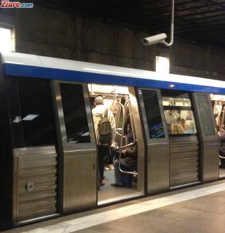 Statia de metrou Dristor 1 a fost evacuata la ora de varf UPDATE Explicatiile Metrorex