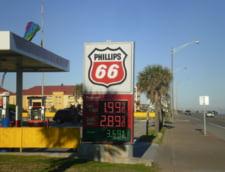 Statie benzina SUA