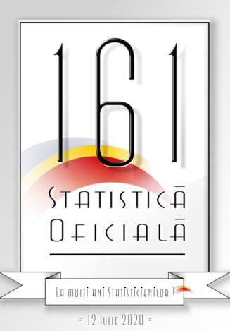 Statistica oficiala din Romania, la ceas aniversar!