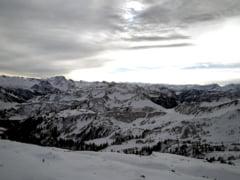 Statiunile alpine nu vor mai fi raiul schiorilor - Stratul de zapada scade cu 70%