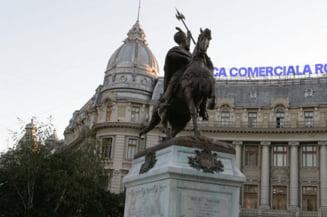 Statuile de la Universitate vor fi mutate in Parcul Izvor