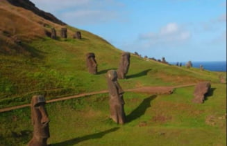 Statuile din Insula Pastelui, si mai misterioase decat le stiam