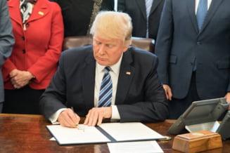 Statul Islamic, primul mesaj oficial despre Trump: America se ineaca, este condusa de un idiot