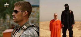 Statul Islamic a decapitat un jurnalist american. Ameninta ca va ucide inca unul (Video socant)