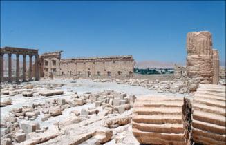 Statul Islamic a distrus cu buldozerele o manastire