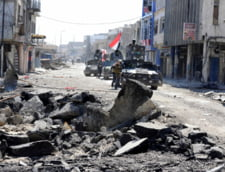 "Statul Islamic a fost dat afara din Mosul. Irakul sarbatoreste ""victoria mareata"", dupa 8 luni de lupte si mii de civili ucisi"