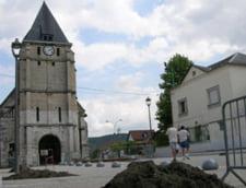 Statul Islamic a publicat imagini cu teroristii de la biserica din Franta (Foto)