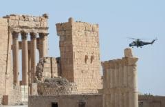 Statul Islamic a ramas in Palmira doar cateva ore: Rusii i-au izgonit pe jihadisti