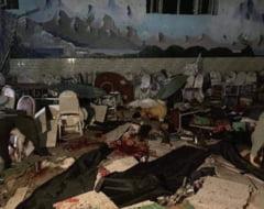Statul Islamic a revendicat carnagiul de la nunta din Kabul