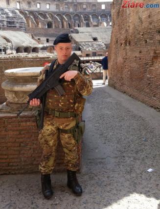 Statul Islamic ameninta Italia, dupa Spania si Rusia