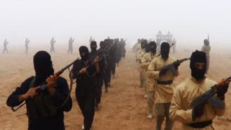 Statul Islamic anunta un atentat sinucigas comis de un american