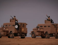 Statul Islamic incearca sa obtina arme chimice: Acum au libertatea totala!