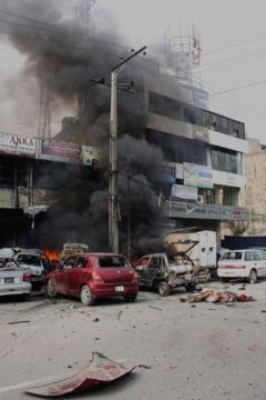 Statul Islamic se lauda ca un american a comis un atentat sinucigas in Irak