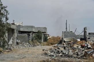 Statul Islamic sufera o pierdere importanta intr-un moment cheie: Ministrul sau de razboi a fost ucis