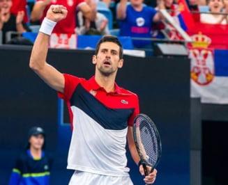 Statul Rio de Janeiro, obligat de instanta sa-i plateasca 731.700 dolari lui Novak Djokovic