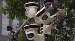 Statul cu ochi peste tot: Cum este prins un suspect in doar sapte minute in China