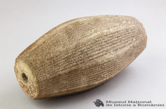 Statul roman este la un pas sa piarda in instanta un artefact asirian. Fascinanta poveste a Barilului de Khorsabad