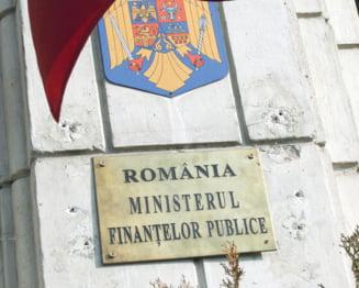Statul roman s-a mai imprumutat un miliard de lei