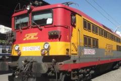 Statul vinde cu 1 milion de euro locomotive si vagoane ale companiei Regiotrans puse sub sechestru. Unul dintre actionarii societatii s-a sinucis in toaleta avionului spre Brazilia