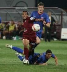 Steaua - CFR Cluj, derby pentru titlu