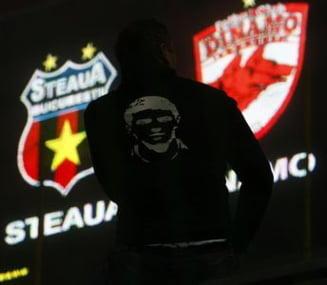 Steaua - Dinamo, derbiul Romaniei