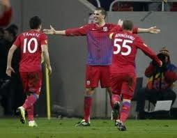 Steaua - Twente, in 16-imile Europa League