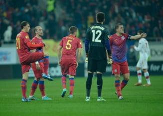 "Steaua, ""stearsa"" de UEFA din preliminariile Champions League"