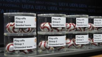 Steaua, Dinamo si Vaslui si-au aflat adversarele din playoff-ul Europa League