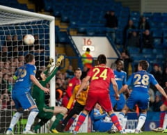 Steaua, batuta de Chelsea la Londra si eliminata din Europa League