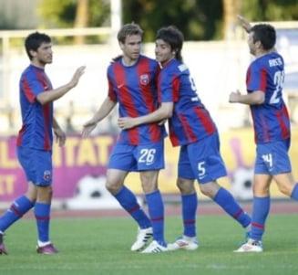 Steaua, cea mai buna echipa din Romania