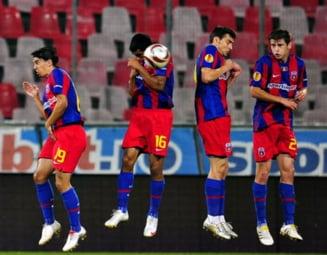 Steaua, cea mai buna echipa romaneasca in ultimii 10 ani