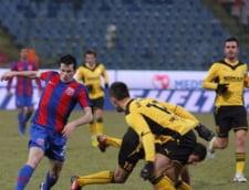 Steaua, chinuita de FC Brasov in Cupa Romaniei
