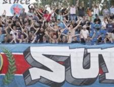 Steaua, din nou fara galerie si cu CFR Cluj. Unde merge Peluza Sud