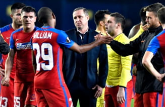Steaua, eliminata din Cupa Romaniei de o echipa de liga a doua, la penaltiuri