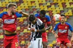Steaua, eliminata din Liga Campionilor dupa un meci de cosmar la Belgrad