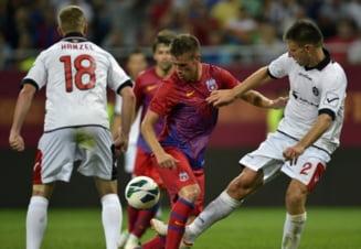 Steaua, in Europa League: Victoria, unica solutie