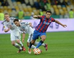 Steaua, in Grupa J a Europa League: Rezultate, clasament si program