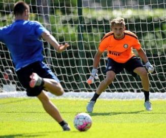 Steaua, in proces cu Inter Milano din cauza unui fotbalist