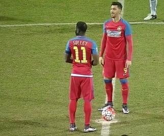 Steaua, inca o victorie in meciurile de pregatire: Primul gol al lui Marica
