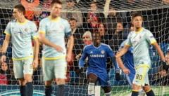 Steaua, invinsa de Chelsea in ultimul meci din grupele Ligii Campionilor