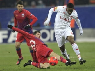 Steaua, invinsa de Twente la Bucuresti in Europa League