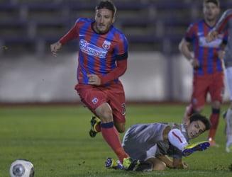 Steaua, invinsa de o echipa modesta din Azerbaidjan