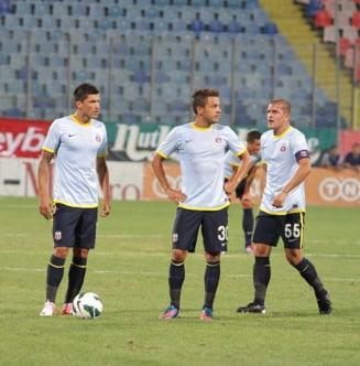 Steaua, invinsa la Chiajna! Cupa Romaniei, obiectiv ratat