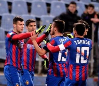 Steaua, masura disperata inaintea meciului cu CFR Cluj
