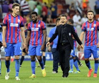 Steaua, record extraordinar in cupele europene